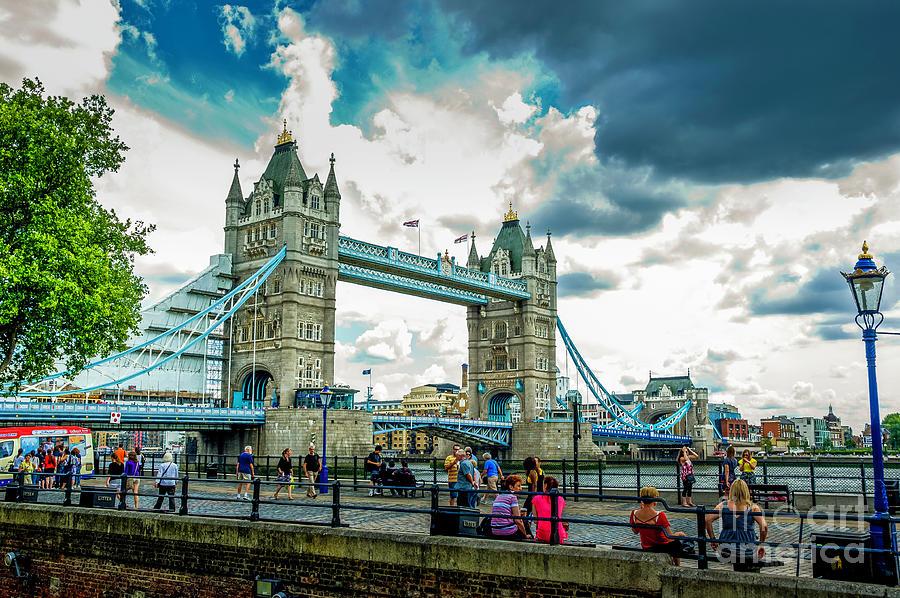 The Tower Bridge 2 Photograph