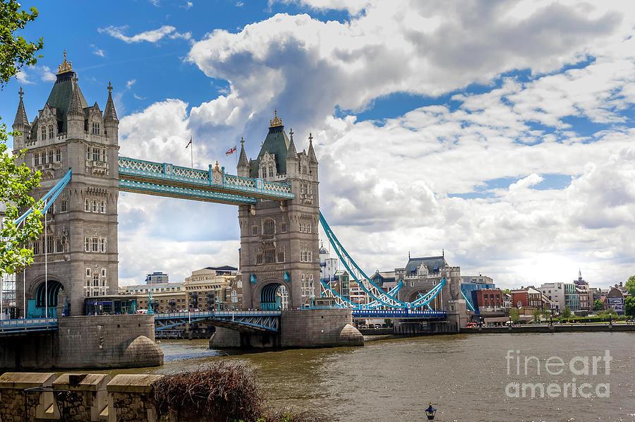 The Tower Bridge 3 Photograph