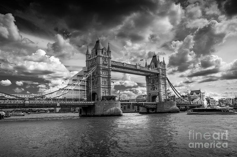 The Tower Bridge 4 Photograph