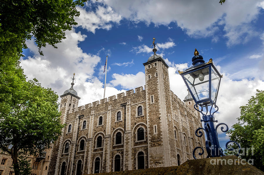 The Tower Of London 1 Photograph
