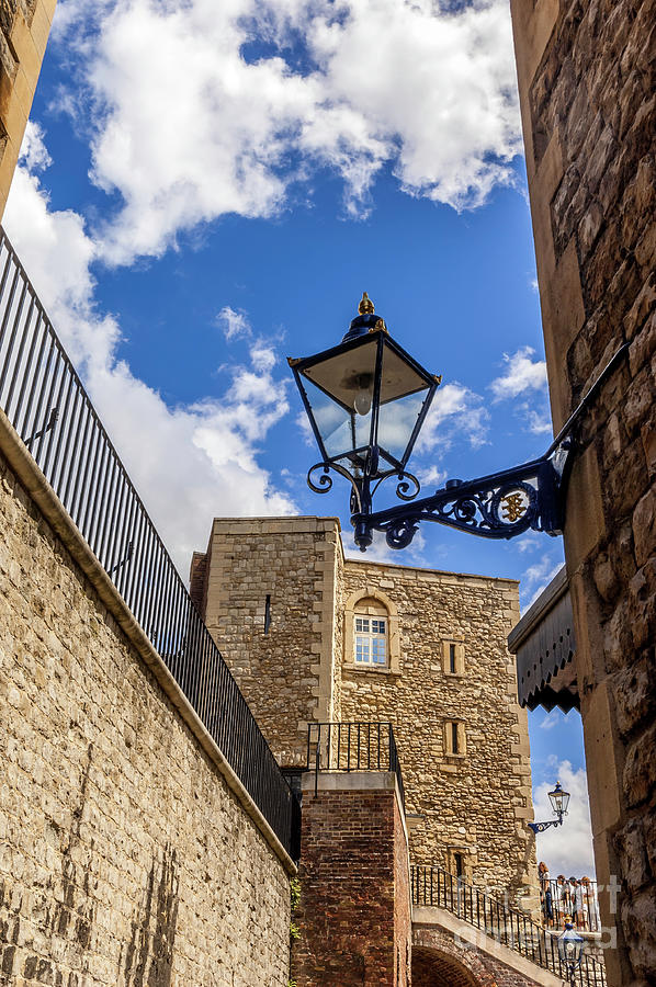 The Tower Of London 2 Photograph