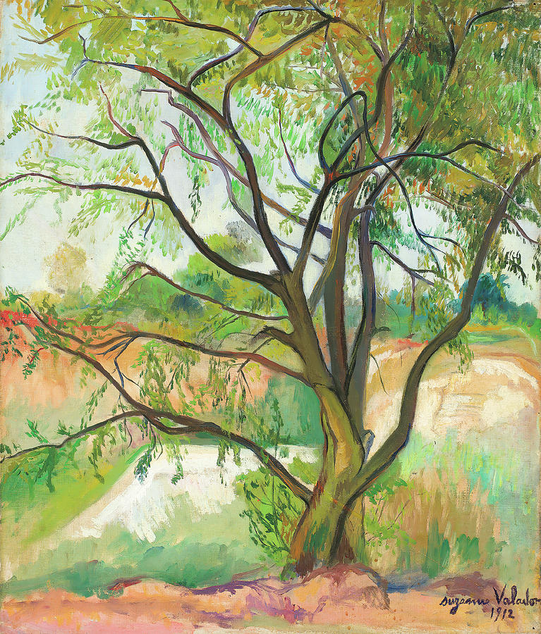 The Tree Painting