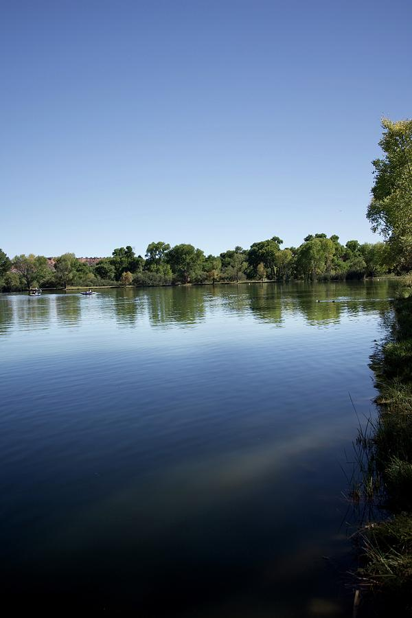 The Verde River Bliss  by Lisa Pandone