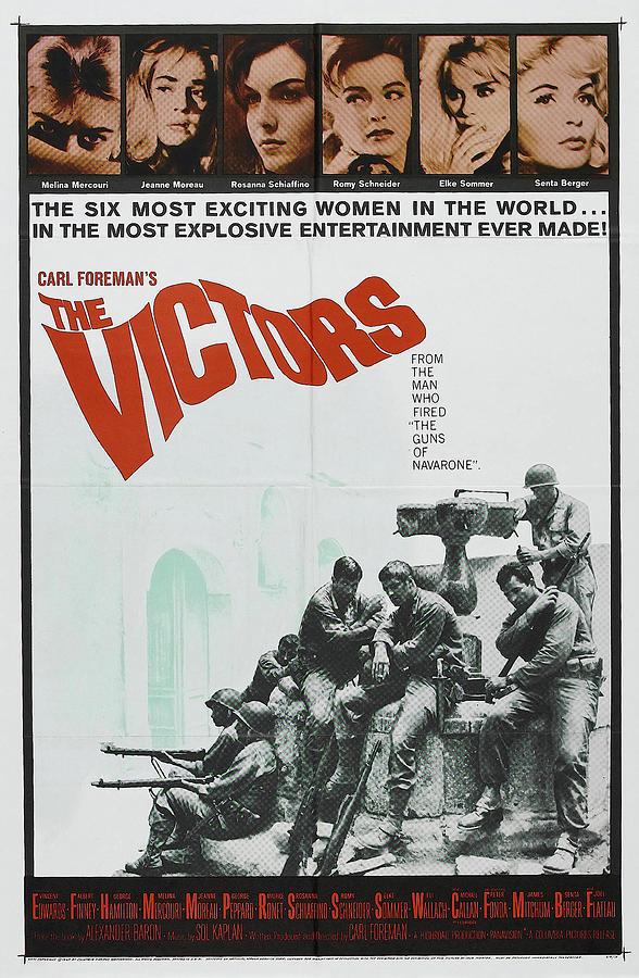 the Victors 1963 Mixed Media