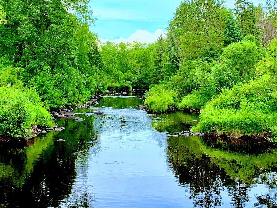 The Waterway Photograph