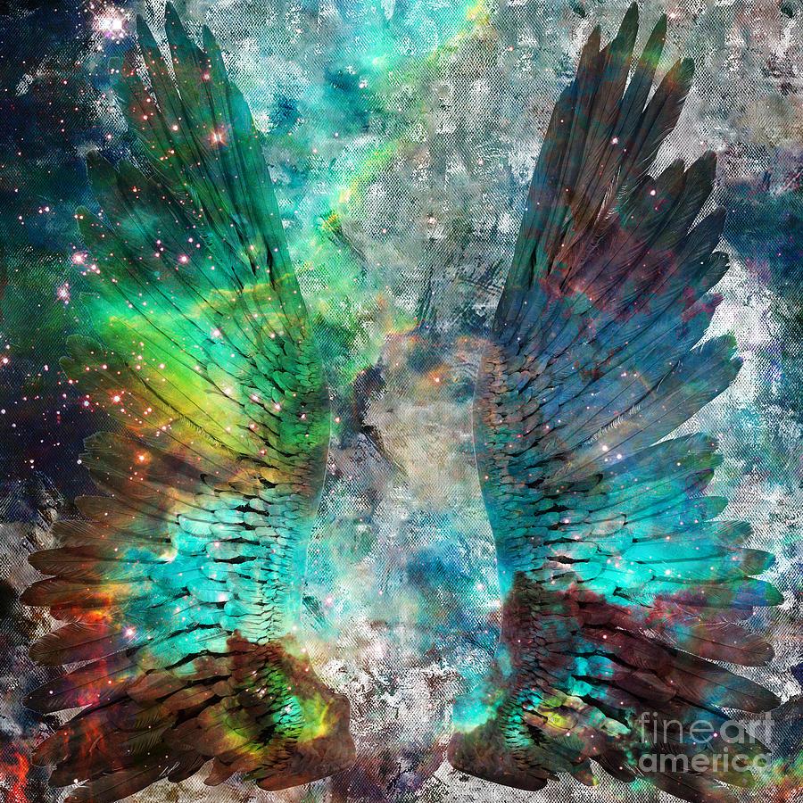 The Wings Digital Art