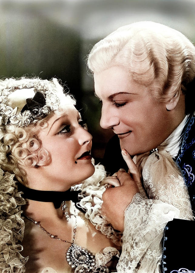 Thelma Todd And Dennis King - 1933 Photograph