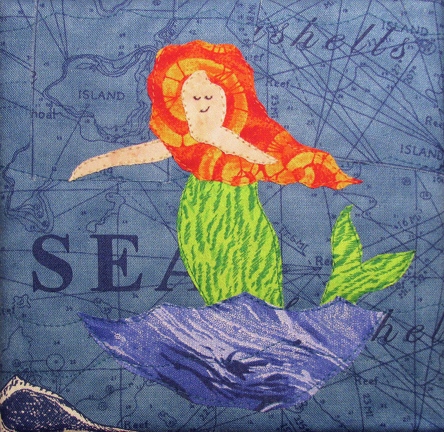 There Be Mermaids by Pam Geisel