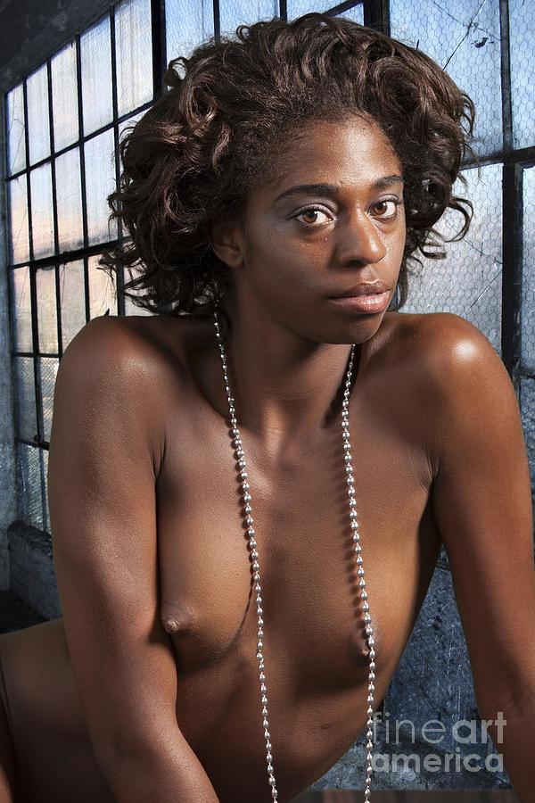 african nude girl