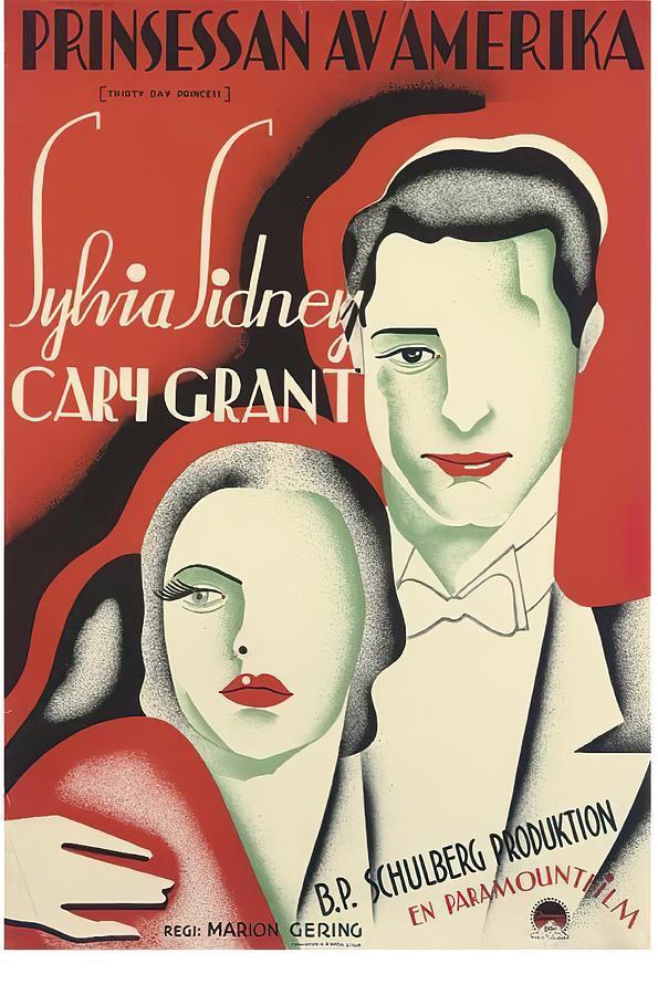thirty-day Princess, 1934 Mixed Media