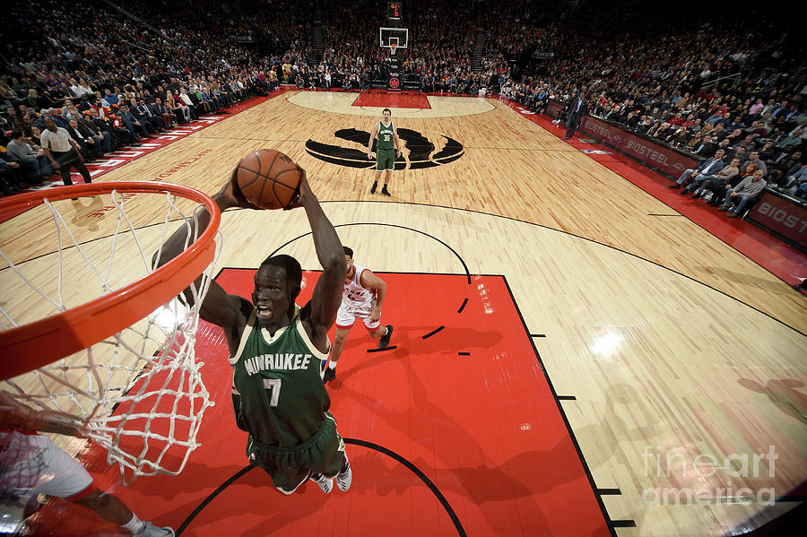 Thon Maker Photograph by Ron Turenne