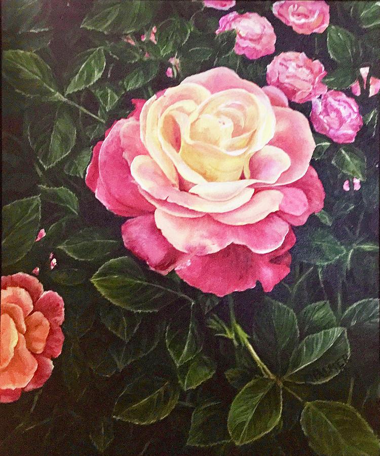 Thorn Bush by Mary Palmer