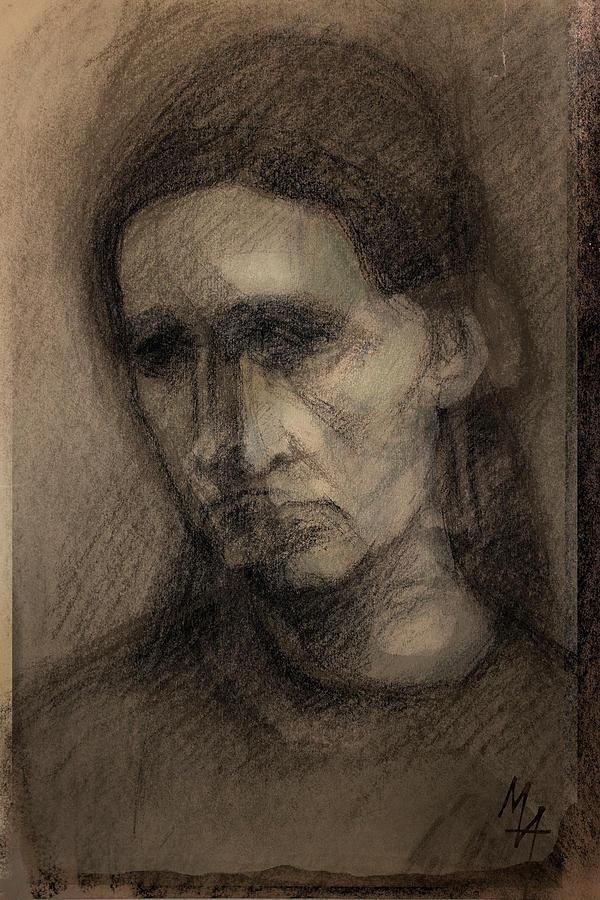Three Drawings by Attila Meszlenyi