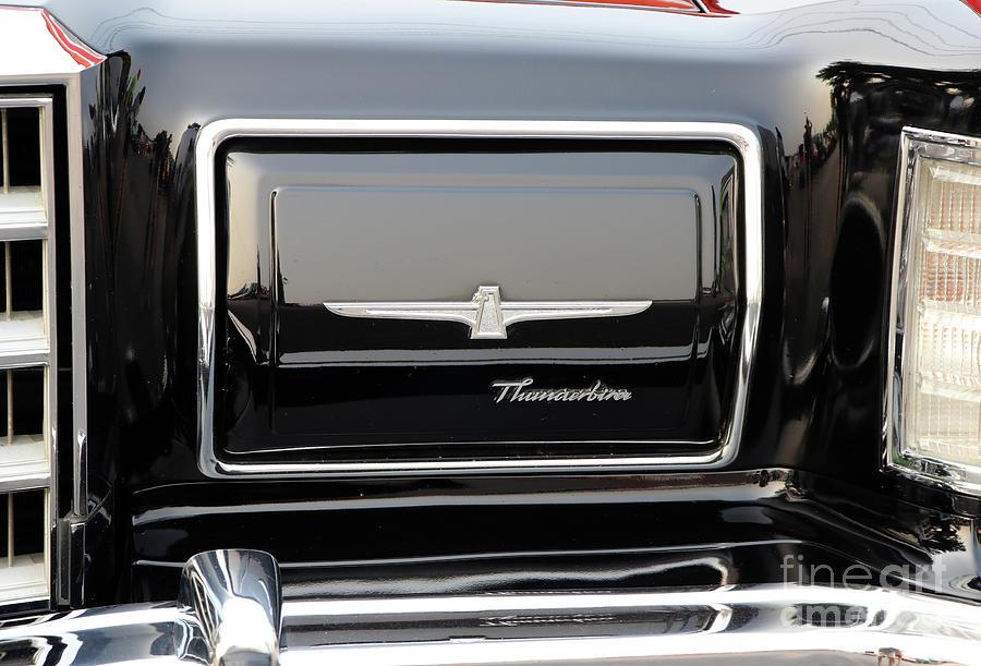 Thunderbird Flip Up Headlight 8368 Photograph