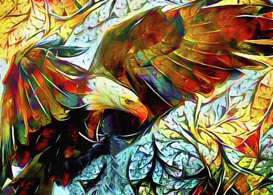 Thunderbird Digital Art