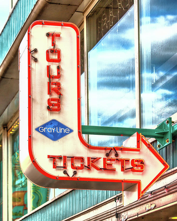 Tickets And Tours - Nashville Photograph