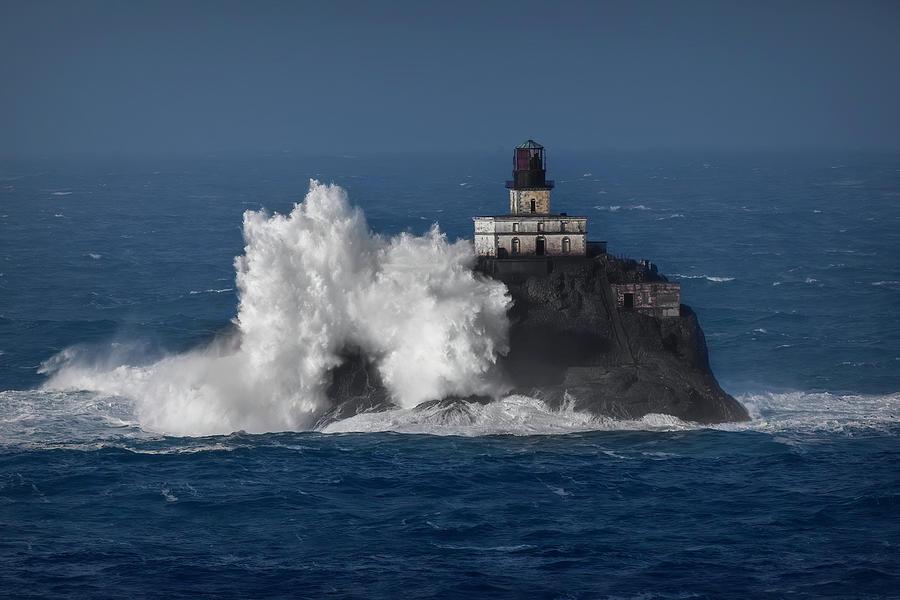 Tillamook Head Lighthouse by Wes and Dotty Weber