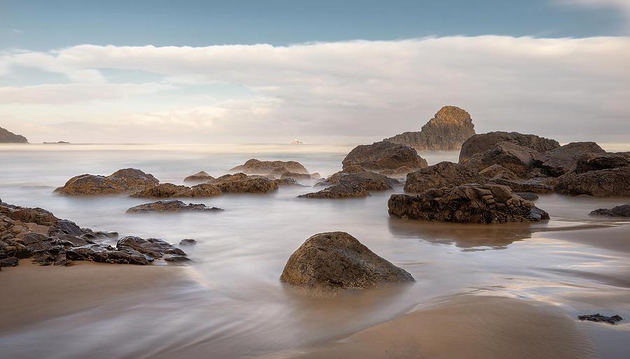 Tillamook Rock Lighthouse by John Poon