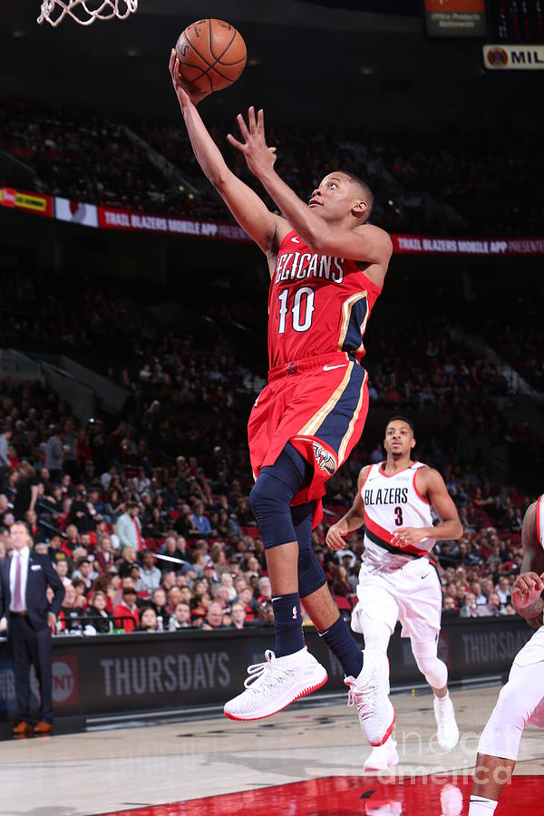 Tim Frazier Photograph by Sam Forencich