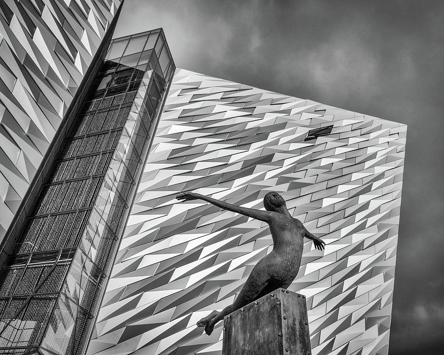 Titanic Belfast 2 Photograph