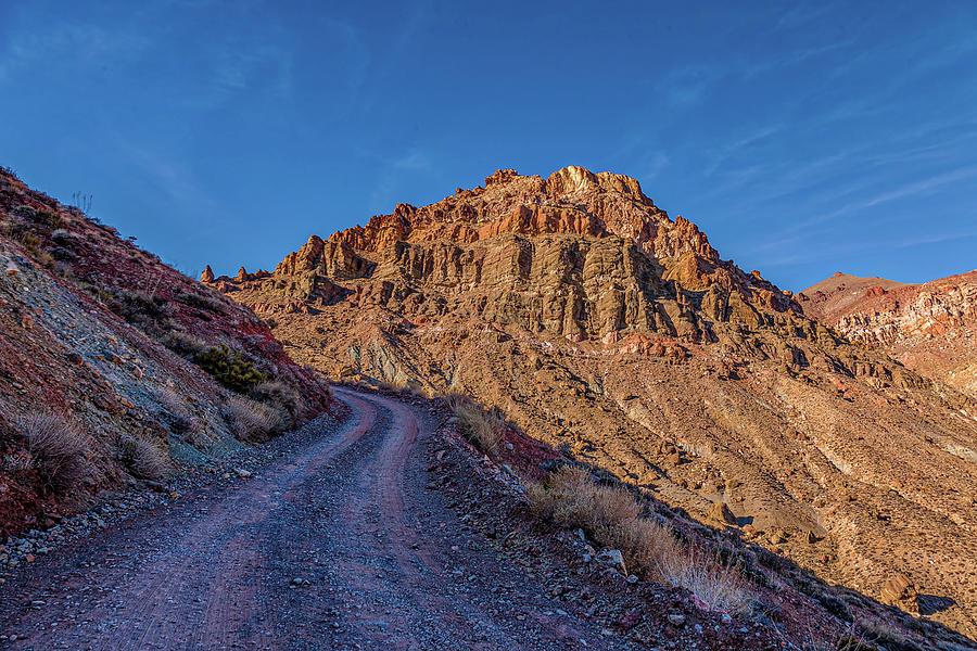 Titus Canyon Trail Photograph