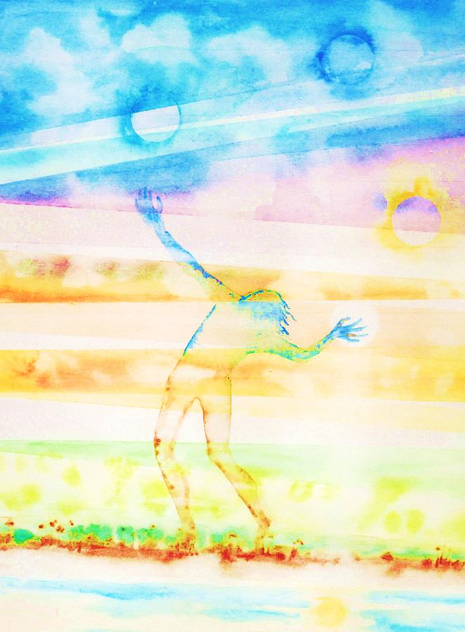 To  Reach. . . Painting