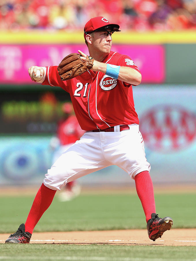 Todd Frazier Photograph by Andy Lyons