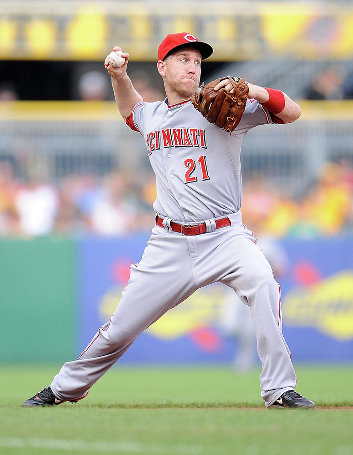 Todd Frazier Photograph by Joe Sargent