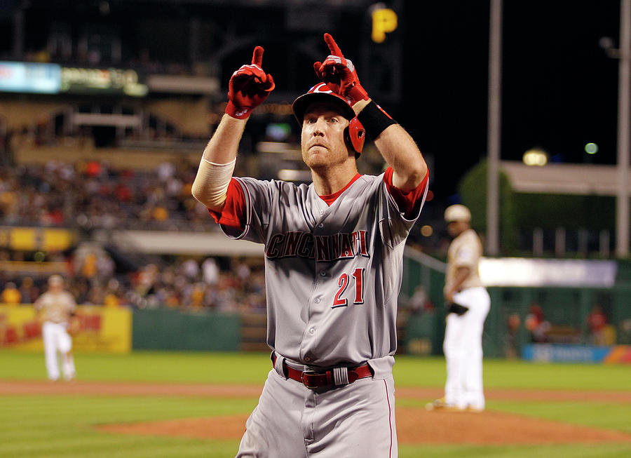 Todd Frazier Photograph by Justin K. Aller