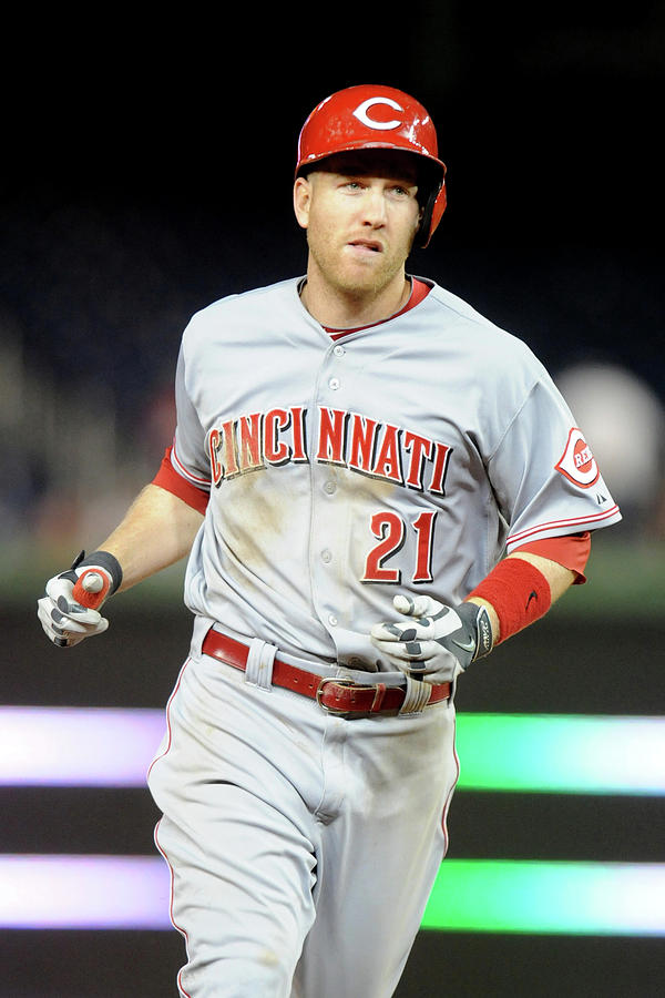 Todd Frazier Photograph by Mitchell Layton