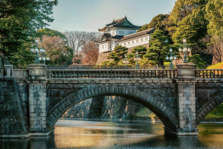 Tokyo Japan Imperial Palace Photograph
