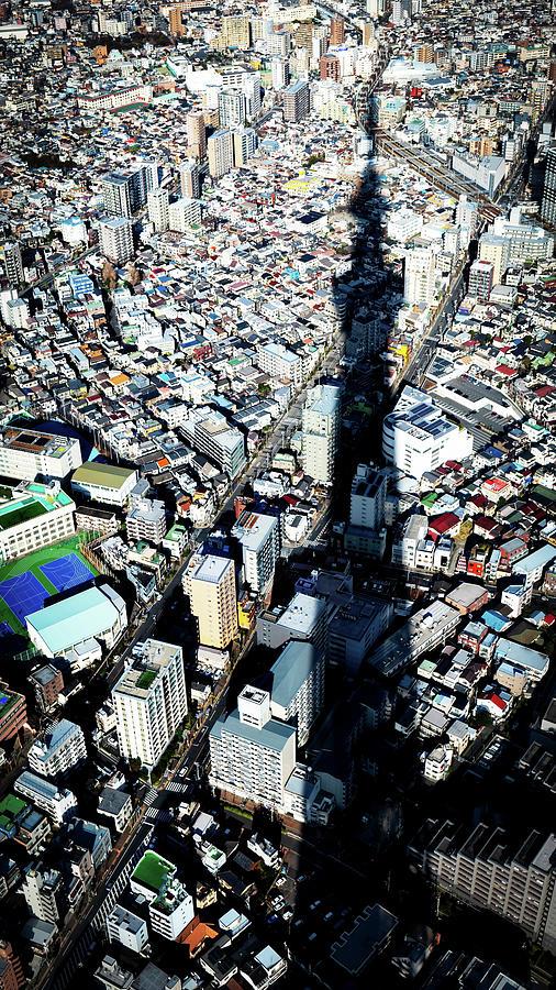 Tokyo Shadow by William Chizek