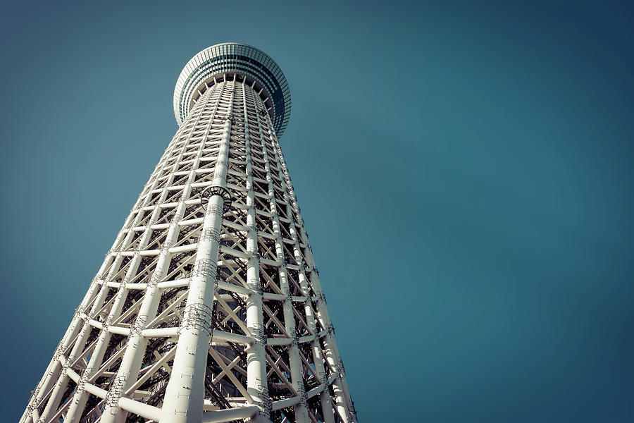 Tokyo SkyTree 1 by William Chizek