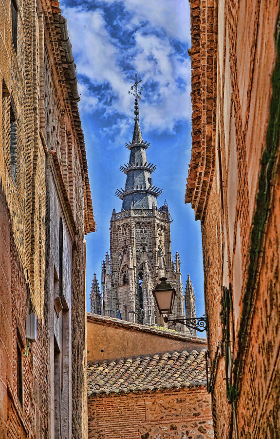 Toledo Spain Cathedral # 2 Photograph