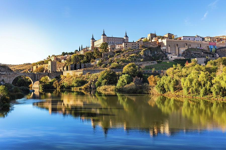 Toledo Spain by Mike Centioli
