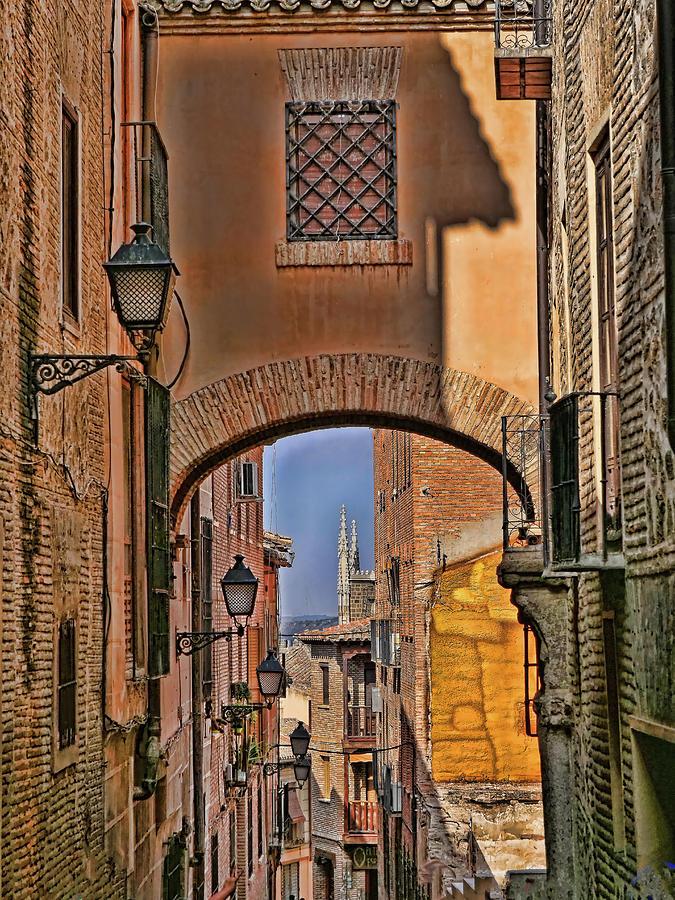 Toledo Spain Street # 7 Photograph