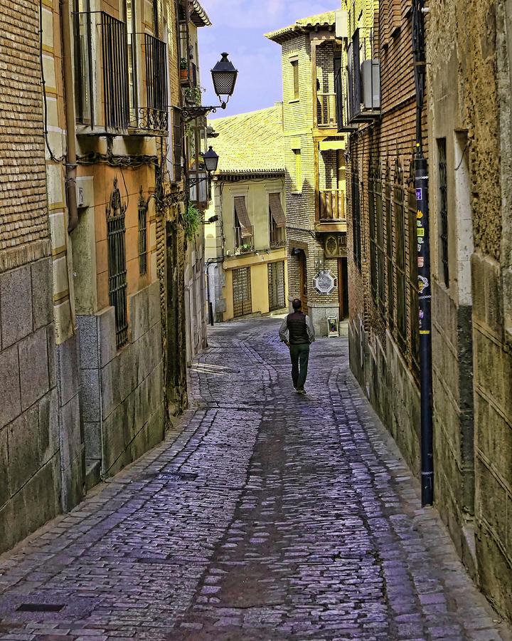 Toledo Spain Street # 8 by Allen Beatty