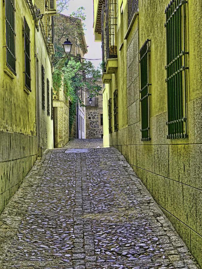 Toledo Spain Street # 9 by Allen Beatty