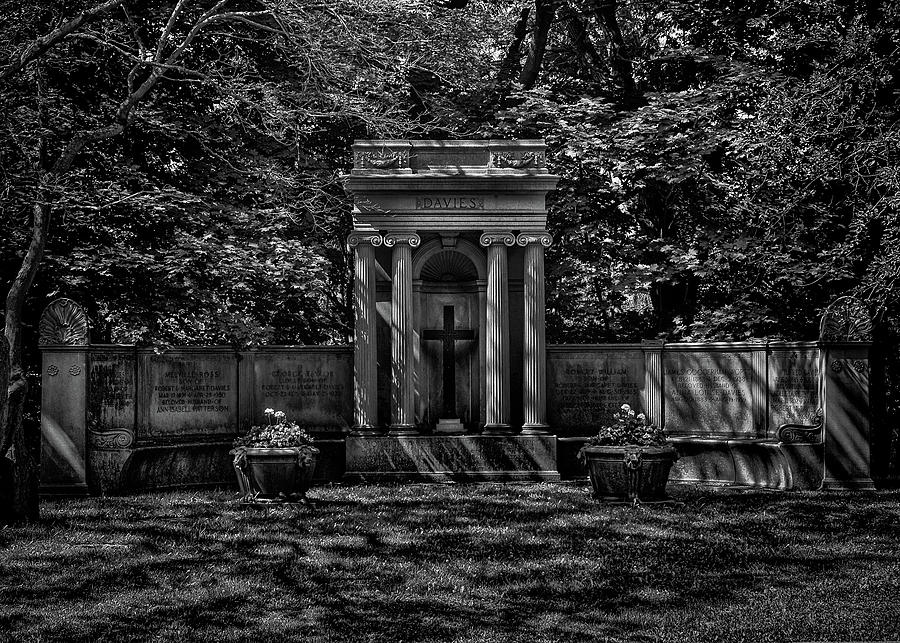 Tombstone Shadow No 20 Photograph