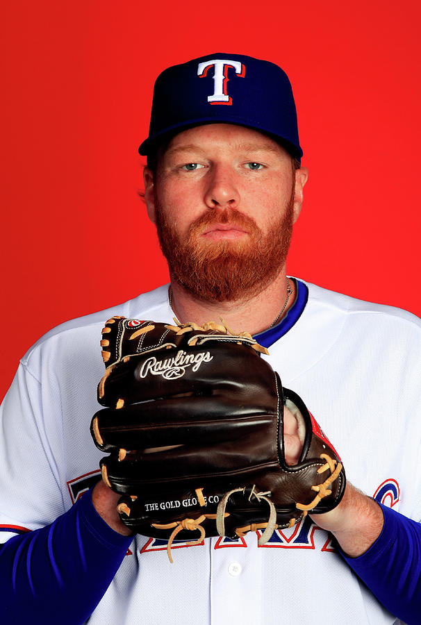Tommy Hanson Photograph by Jamie Squire