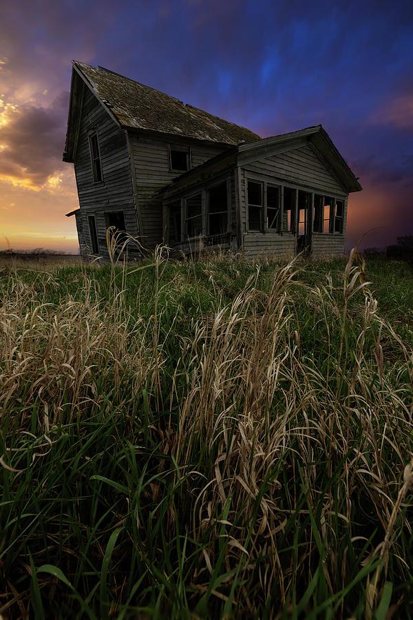 Esmond Photograph - Too Far Gone by Aaron J Groen
