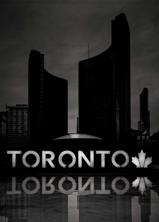 Toronto City Hall No 11 Photograph