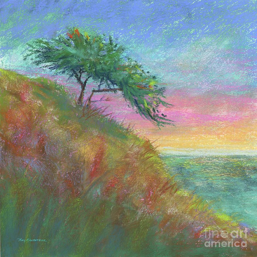 Torrey Pine #1 Pastel