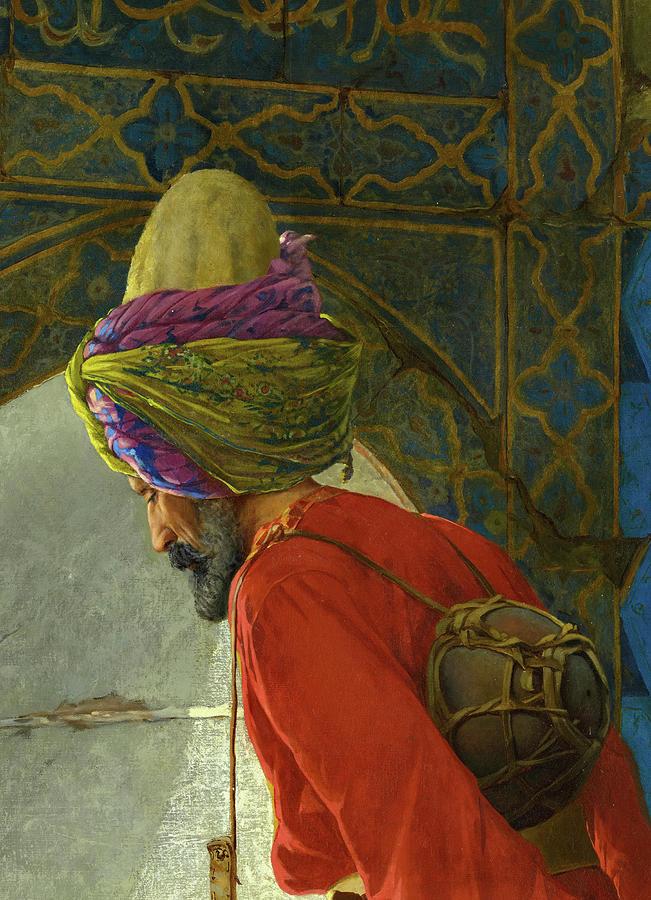 The Tortoise Trainer Osman Hamdi Bey