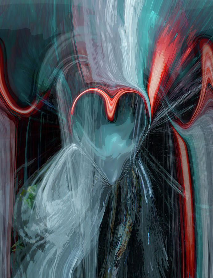 Touch The Heart by Linda Sannuti