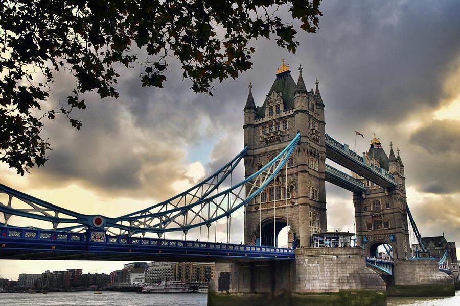 Tower Bridge London Photograph