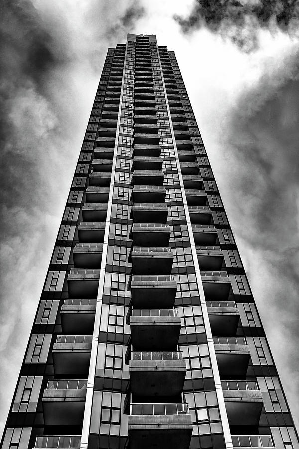 Towering Over Photograph