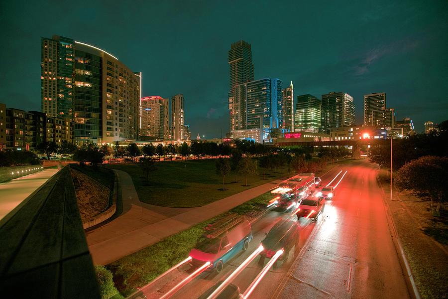Traffic Light by Jay Anne Boza