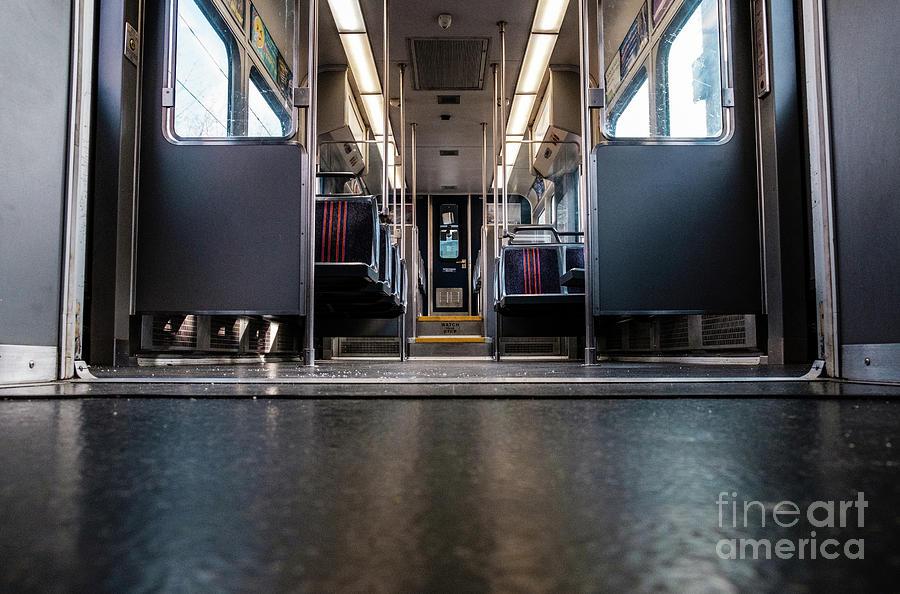 Train Car by Len Tauro