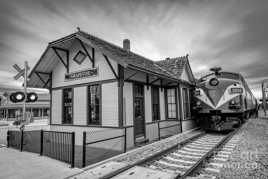 Main Street Station Photograph